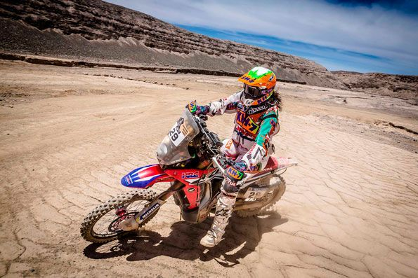 Dakar15 E10 Laia 1