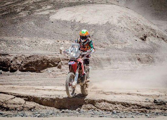 Dakar15 E11 Laia 1