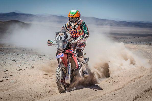 Dakar15 E6 Laia 1