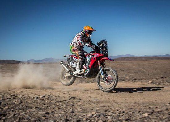 Dakar15 E7 Laia 1