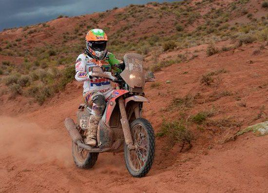 Dakar15 E8 Laia 1