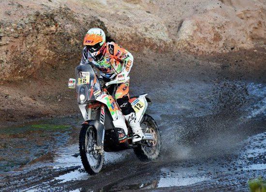 Dakar16 E12 Laia 1