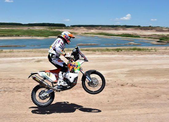 Dakar16 E2 Laia 1