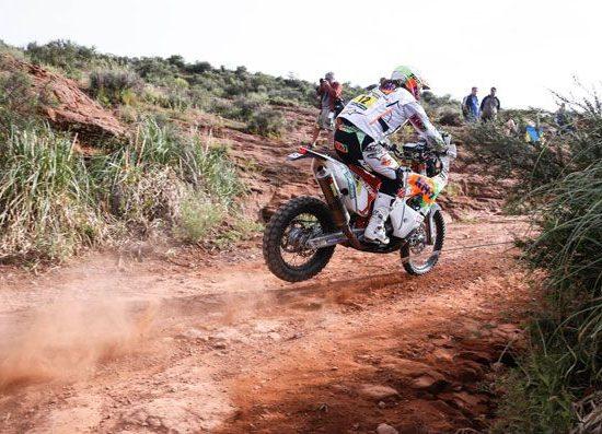 Dakar16 E3 Laia 1