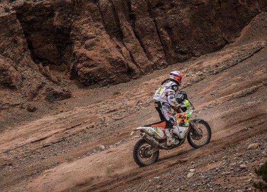 Dakar16 E5 Laia 1