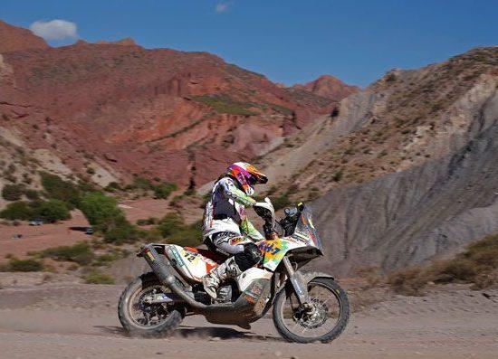 Dakar16 E6 Laia 1