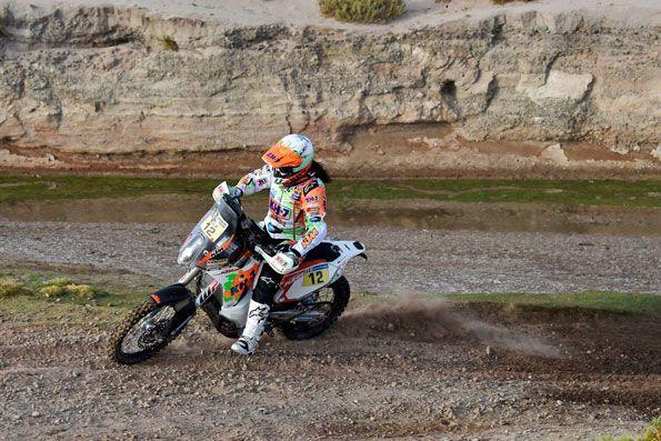 Dakar16 E7 Laia 1