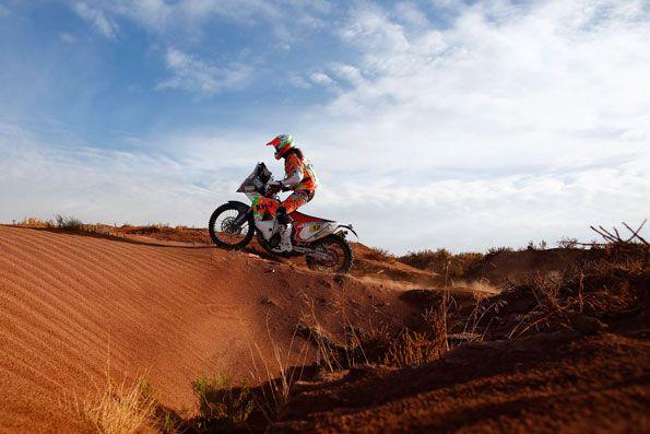Dakar16 E8 Laia 1