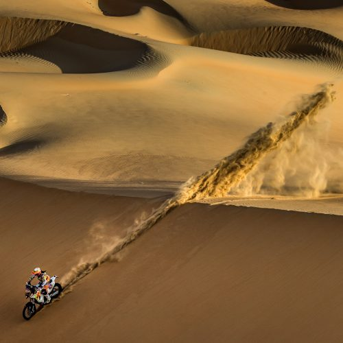 141952_Laia Sanz KTM 450 RALLY Abu Dhabi 2016-min